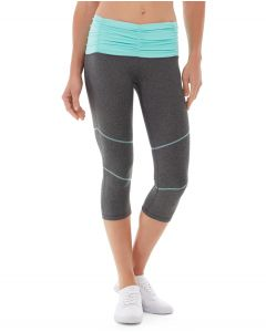Deirdre Relaxed-Fit Capri